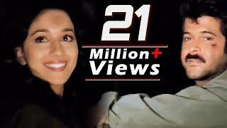 'So Gaya Yeh Jahan' Full 4K Video Song | Madhuri Dixit, Anil Kapoor, Chunky Pandey - Tezaab