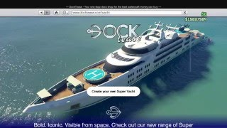 GTA 5 Online Executives and Other Criminals: Fully Customized Super Yacht, New Weapons and Vehicles