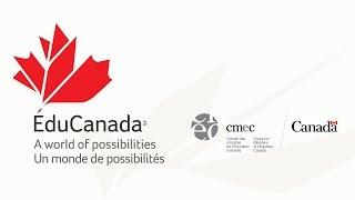 EduCanada: New International Education in Canada Brand