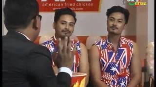 Eikhoi Pabunggi Casts on Manung Hutna 10 September 2016