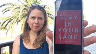 Victoria's Book Review: Slay in Your Lane by Elizabeth Uviebinené and Yomi Adegoke
