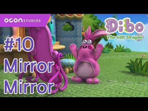 [OCON]Dibo the gift dragon_ep10.Mirror Mirror  (Eng dub)