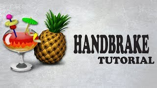 NEW How To Reduce Video Size But Keep HD Quality With HANDBRAKE  (tutorial) 2018