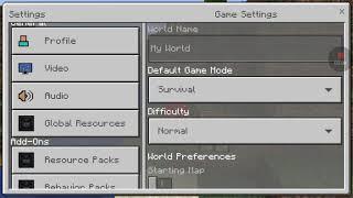 Minecraft  pe  let
