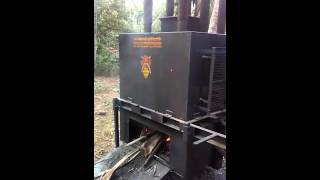 Turmeric cooker machine trally type