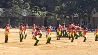 Nayanasree Republic Day dance in ABPS 2016