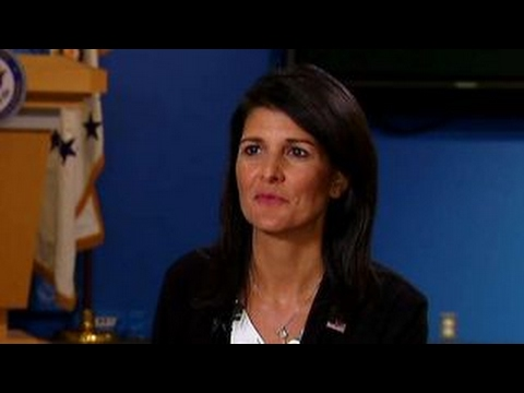 Eric Shawn reports: U.S. Amb. Haley speaks out on the U.N.