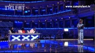 Tomáš A Viktor Valacsay | Česko Slovensko Má Talent 2011