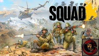 SQUAD Gameplay - EPIC TEAM DEFENSE