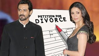 Mehr Not Ready To DIVORCE Arjun Rampal | SpotboyE