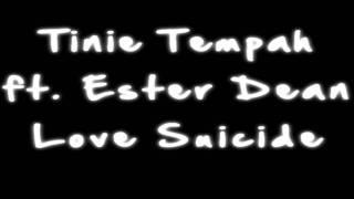 Tinie Tempah - Love Suicide (ft. Ester Dean) Disc-Overy 2011 + Lyrics