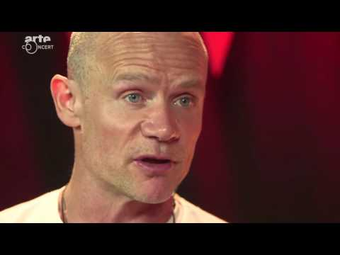 Flea from Red Hot Chili Peppers talks about Donald Trump the importance of education & more