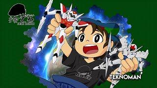 Anime Abandon: Teknoman