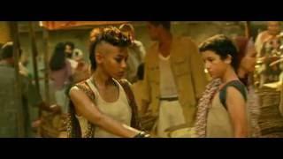 Egyptian scene in X Men Apocalypse 2016