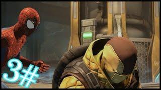 The Amazing Spider-Man 2 - 3°: No Dai,Non può Essere lui! e invece...