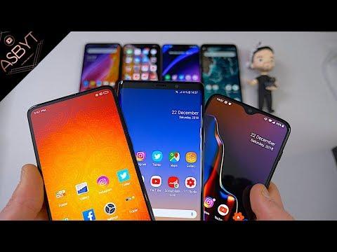 Top 7 BEST Smartphones To BUY Early 2019