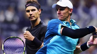 2017 US Open: Rafael Nadal vs. Kevin Anderson For The Title