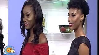 Miss Universe Jamaica - Smile Jamaica - August 16 2017