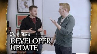 Official Sea of Thieves Developer Update: Launch Status