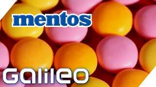 So entstehen Mentos-Dragees | Galileo Lunch Break