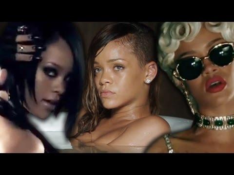 Xxx Mp4 7 Sexiest Rihanna Music Videos Of All Time 3gp Sex