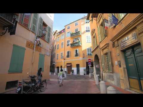 Nice, France - 1080HD Travel Video