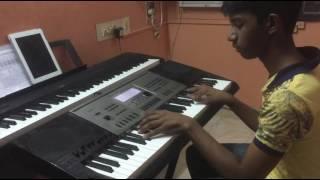 Senjitaley (Remo) Keyboard Cover