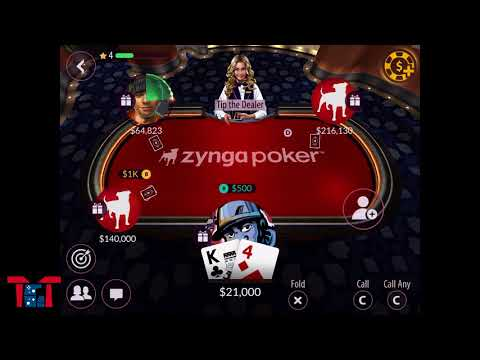 Zynga Poker Hack Get Unlimited Chips NEW 2017