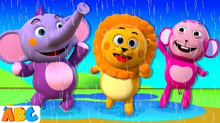 Rain Rain Go Away | Nursery Rhymes For Kids | All Babies Channel