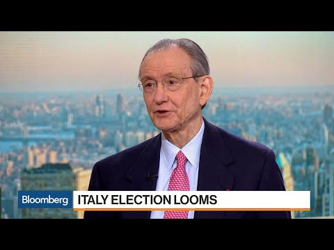 Xxx Mp4 Bill Rhodes Warns Of Possible Italian Exit From EU After Election 3gp Sex