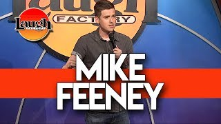 Shower Murderer | Mike Feeney LIVE at the Laugh Factory
