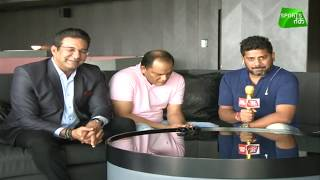 Live: Ind vs Pak, Preview With Wasim Akram & Mohammad Azharuddin | Asia Cup