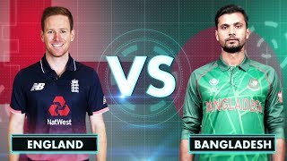 Champions Trophy 2017 Preview: England vs Bangladesh at the Oval