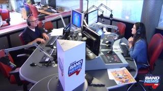 Transmissão ao vivo de Rádio BandNews FM
