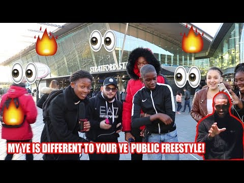 Xxx Mp4 My Ye Is Different To Your Ye Public Freestyle 3gp Sex