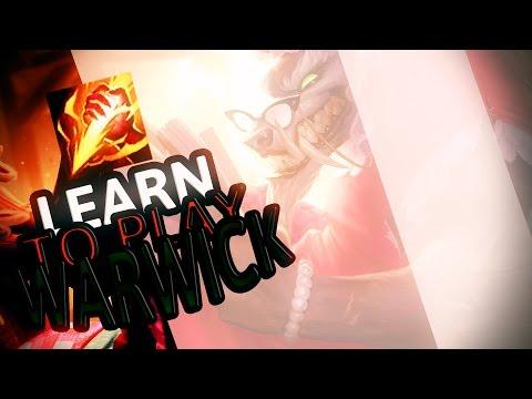 Tarzaned   Learn2Play: Warwick (PATCH 7.10)
