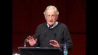 Noam Chomsky - US  Israeli Crimes Against Palestine (FULL)