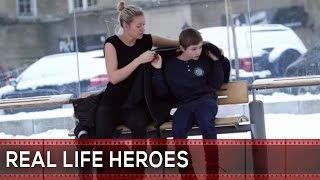 Real Life Heroes Restoring Faith in Humanity 🙏 😢