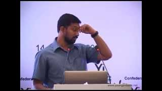 10th Yi National Summit @ New Delhi – 2014: Session with Lt Cdr Abhilash Tomy, Indian Navy