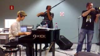 Karim Lequenne - Workshop live 2 Anastacia
