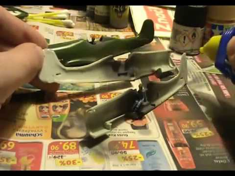Double Build:  Revell 1/72 Focke Wulf Ta 152 H