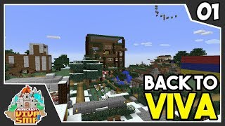 Teman Baru ~ Minecraft VIVA SMP Season 3 Episode 1