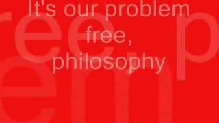 Hakuna Matata Lion King with lyrics (disney mania version)