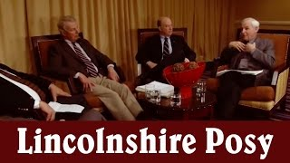 Lincholnshire Posy round-table discussion
