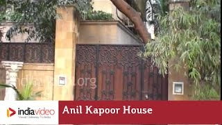 Bollywood Celebrity Home - Anil Kapoor and Sonam Kapur's House In Mumbai | India Video