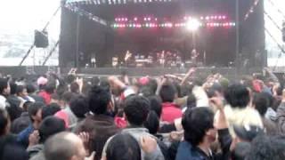 Firehouse concert in Shillong