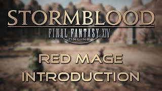 Stormblood Job Introduction: Red Mage