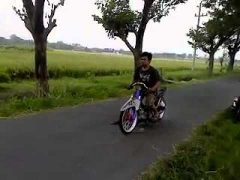 DRAG LIAR SETTING SHOGUN 125CC SRAGEN