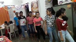 Daddy mamay he nahe ghr pae + super girl from chaina  girls dance