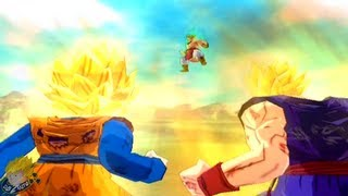 Dragon Ball Z Budokai Tenkaichi 2 - Story Mode -  | Broly The Second Coming | (Part 41) 【HD】